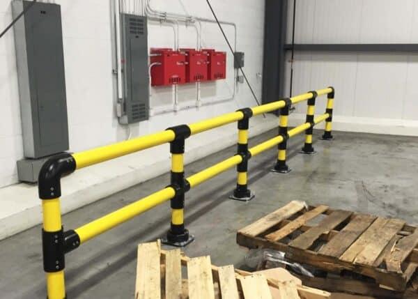 Barrera baja doble rail IronFlexTipo 2