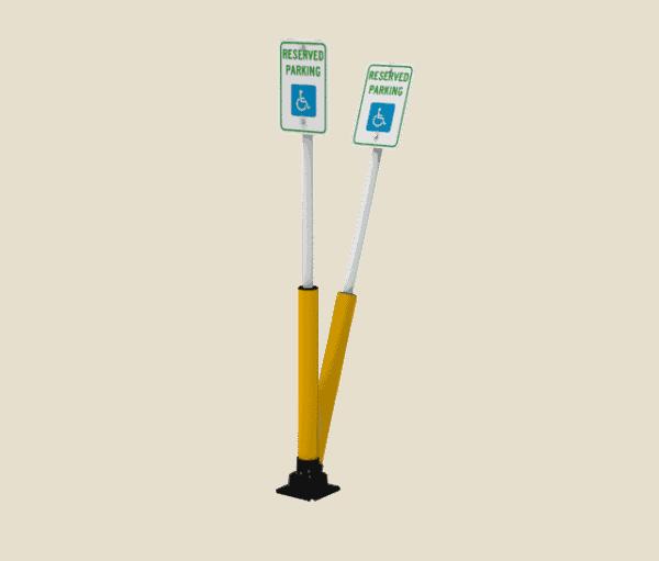Bolardo SlowStop para postes señalizadores