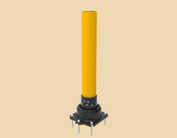 Bolardo SlowStop tipo 2,5