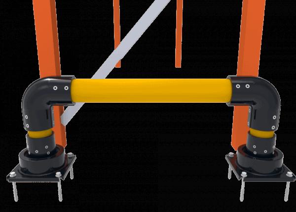 Protector estanteria Tipo 2